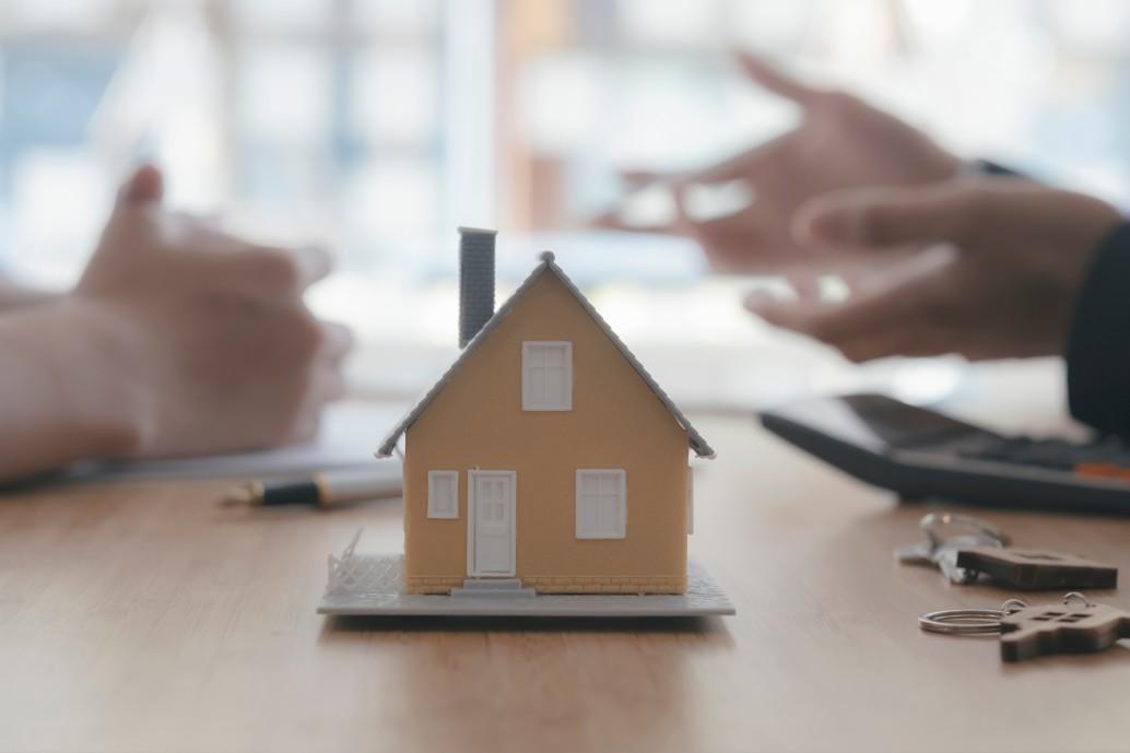 un gestionnaire immobilier